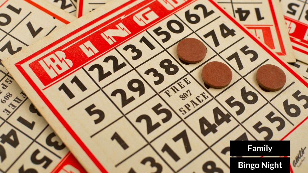 Bingo Night December 14