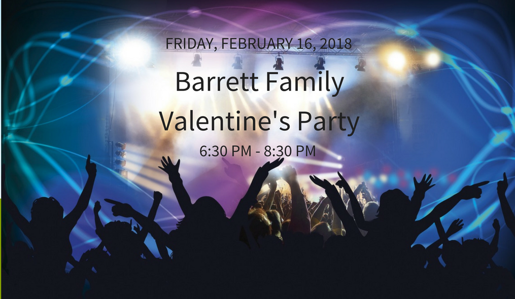 Family Dance party graphic