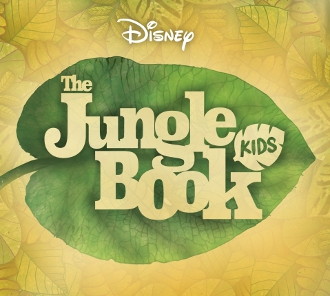 A green leaf from the cover of Disney's The Jungle Book KIDS