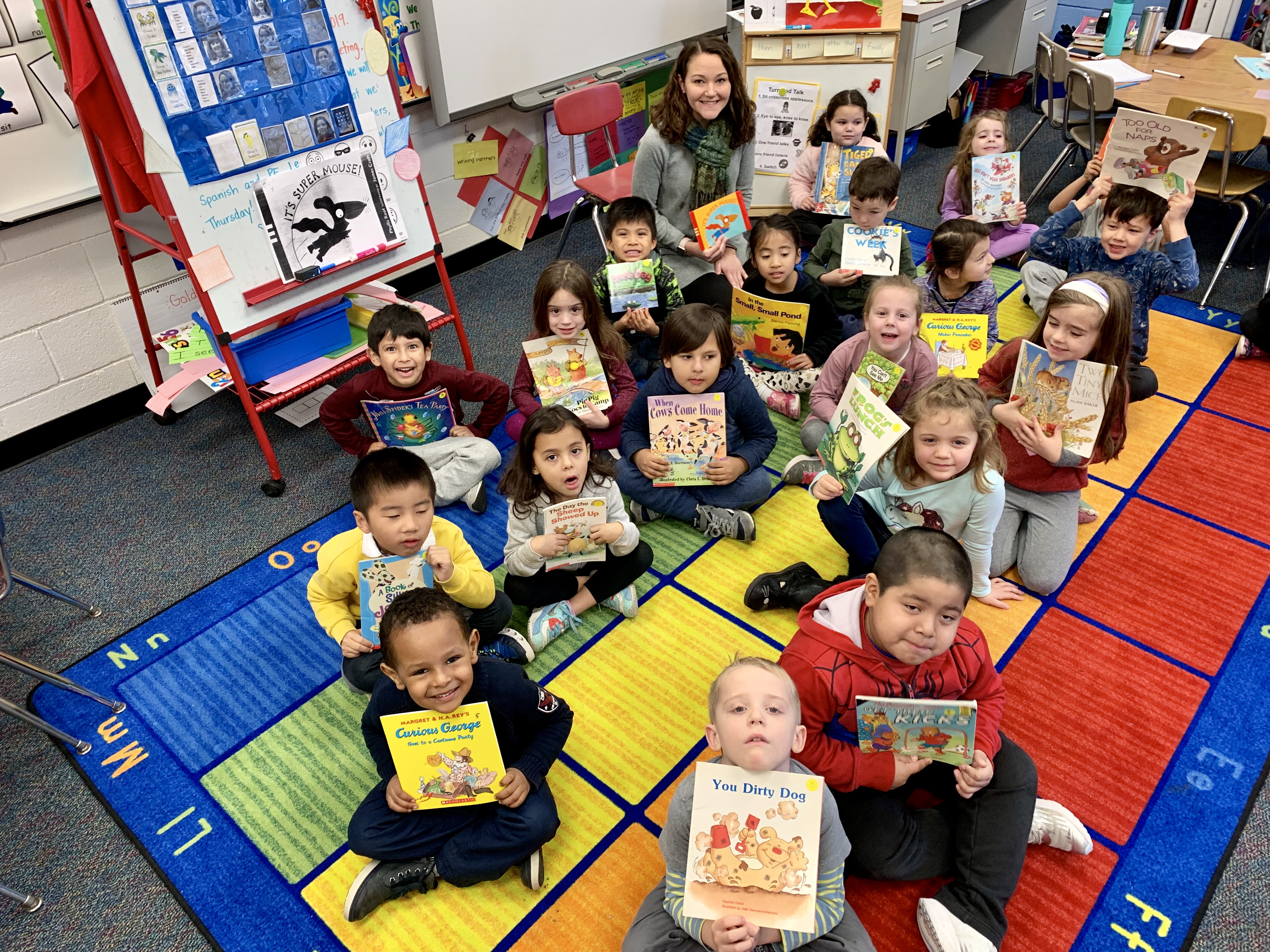 2019 Kindergarten Information Night