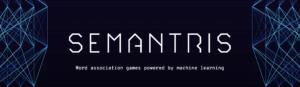 Semantris main Screen