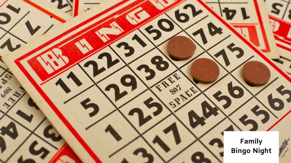 Bingo Night/La Noche de Bingo