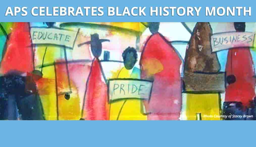 The APS Annual Black History Month Celebration