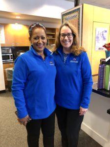 Office Staff Teacher Barrett NASA Explorer School Fleece