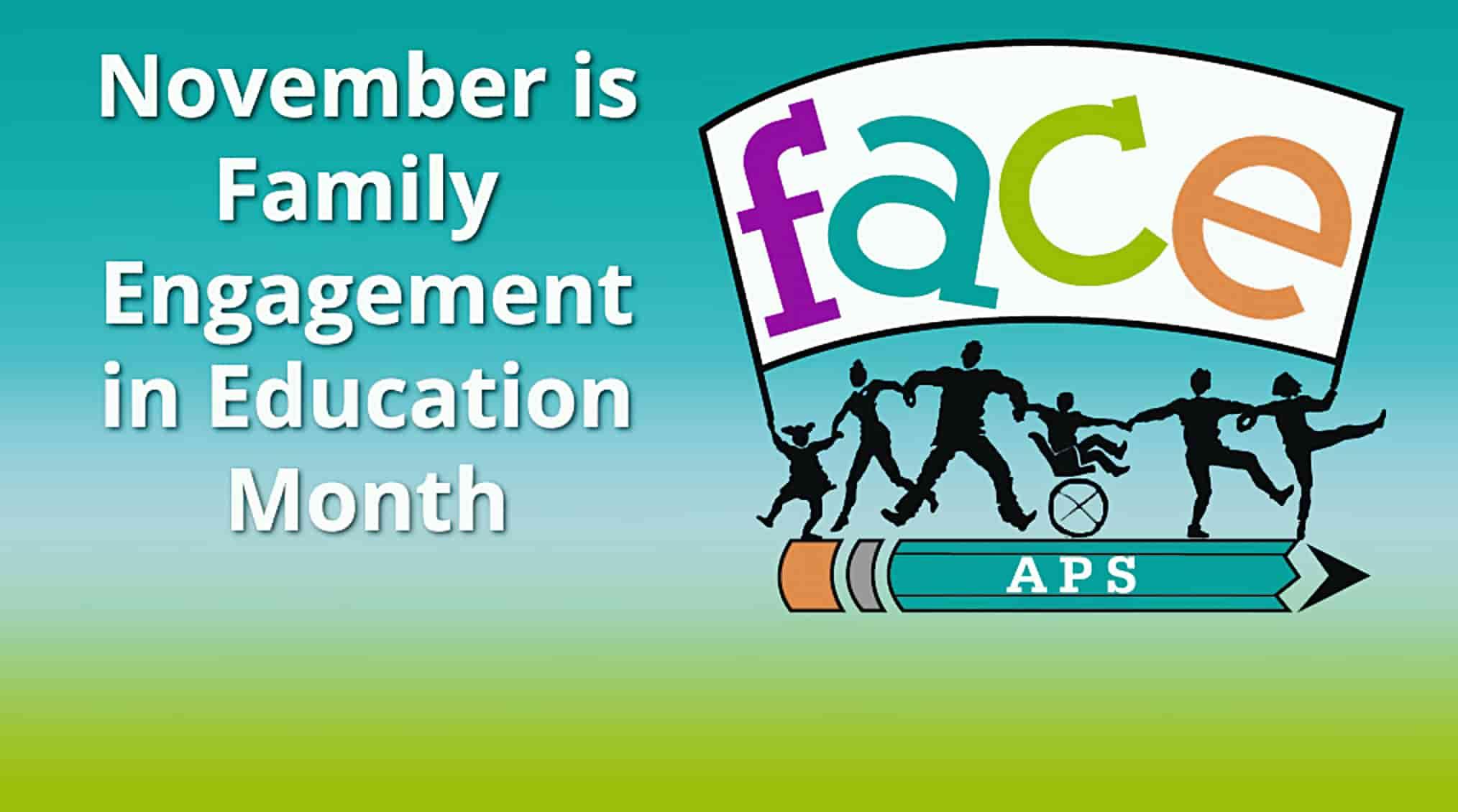 XNUMX月は教育月間の家族の関与です