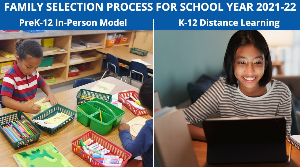 Arlington Public Schools Student/Family Selection Process Open for the 2021-22 School Year