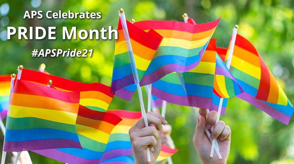 Arlington Public Schools Celebrates Pride Month